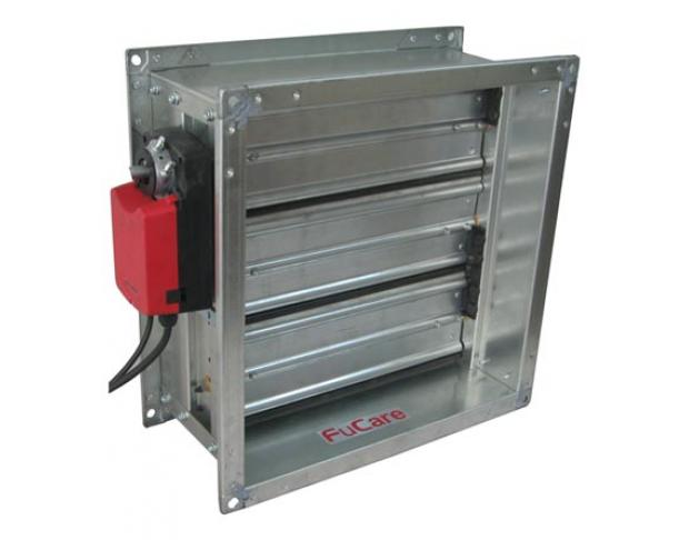 FC-MLD-CO Air Tight Damper